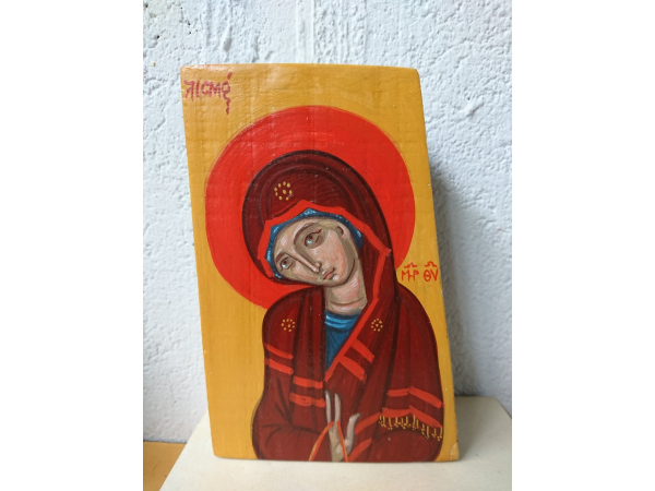 The All Holy Mother, Panagia