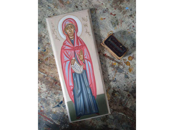 The Mother of St Gregory the Theologian
