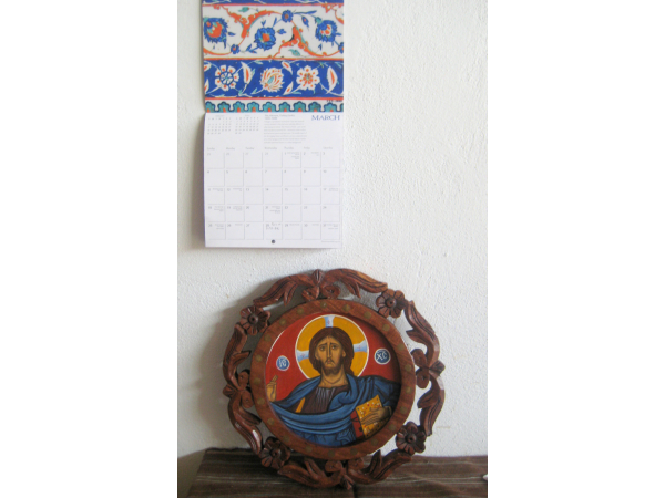 orthodox icon painting by angelicon