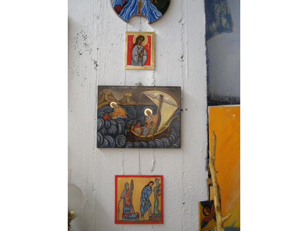 religious iconography and sacred art