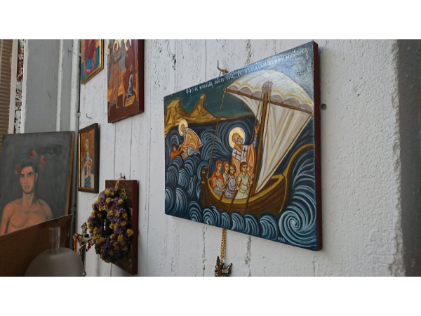 Folk art and iconography of Greece