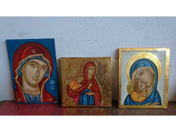 Images of Theotokos