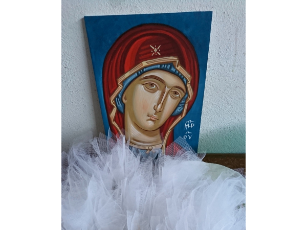 Holy Mother On our workshop