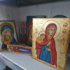 Virgin Mary and Child icons