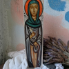 Original painting of St Isabel