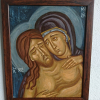 Framed icon Passion of Christ