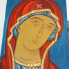 A step on the making of Panagia