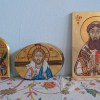 Orthodox art objects and icons