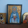 Religious art and icon painting of Greece