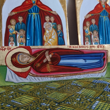 Dormition of our Most Holy Lady Theotokos