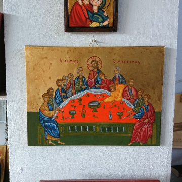 Byzantine  Icons of Easter