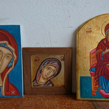 Icons of the Virgin Mother
