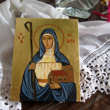 St Hilda Abbess of Whitby