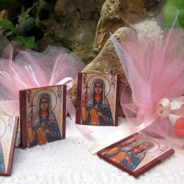 Mini icon favor - St Kyriaki