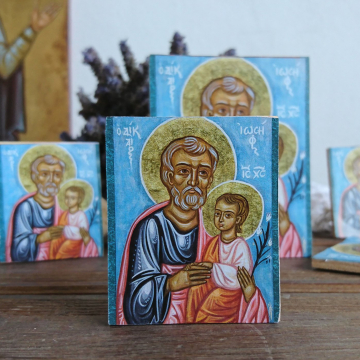 Fathers day gift with St Joseph
